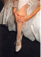 Quel est le but d'une jarretière de mariée?