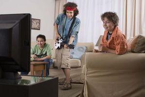 Comment configurer Wii Rock Band Guitar