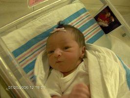 Comment adopter un intérieur du nouveau-né bébé aussi vite que possible