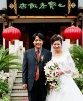 Idées de mariage Aisle Fleurs