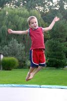 Comment acheter un trampoline pour mes enfants