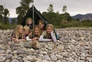Camping gratuit Jeux Bingo pour les enfants