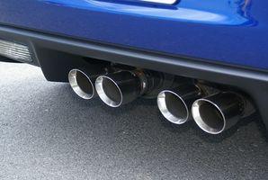 Comment les moteurs Auto produire du dioxyde de carbone?
