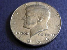 Comment identifier Argent Half Dollars