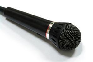 Comment faire pour configurer le microphone sur Rock Band pour la Wii
