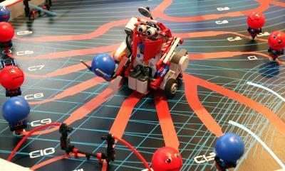 Comment faire un Robot LEGO pour un événement Joust