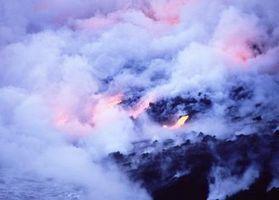Comment construire un volcan non Messy bicarbonate de soude
