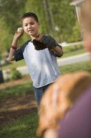 Comment jouer Catch avec votre fils