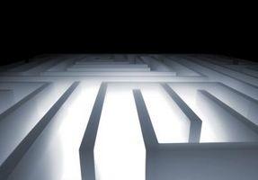 Comment faire un labyrinthe Rongeur