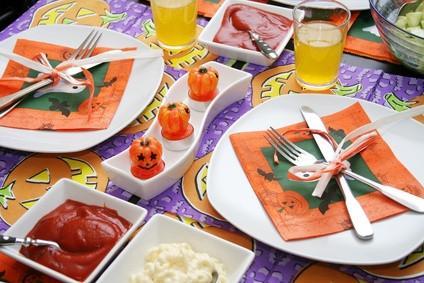 Facile Halloween Party Idées alimentaires