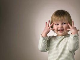 Différentes leçons sur l'hygiène pour enfants d'âge préscolaire