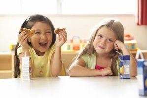 Comment la santé d'un enfant peut affecter Comportements classe