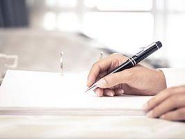 Comment écrire une lettre de Merci à une fille-In-Law