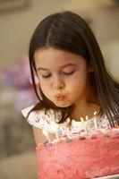 Des idées pour les gâteaux de Décoré enfants