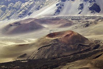 Quels sont Quelques faits sur les volcans Cinder Cone?