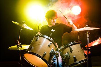 Comment mettre en place un morceau 5 Drum Set