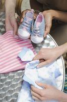 Comment faire une douche Carte de bébé gratuit