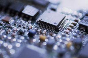 Comment construire une carte de circuit imprimé Lumière Chase