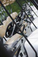 Homecoming Golf Idées panier de décoration