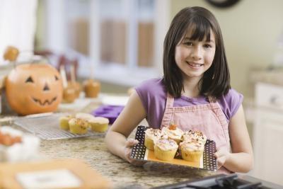 Halloween Gâteau Cupcake Idées de décoration