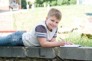 Comment obtenir un Pen Pal pour un Eight-Year-Old Boy