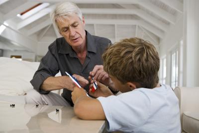 Comment construire un modèle réduit d'avion avec des réservoirs de carburant