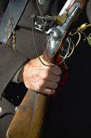 Comment charger et tirer un fusil de guerre civile