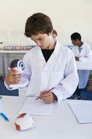 Comment écrire un rapport de laboratoire A propos de certains facteurs affectant l'activité enzymatique