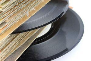 Comment emballer de disque vinyle Albums