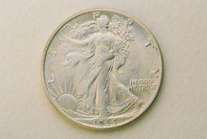 Combien coûte un argent 1942 Half Dollar Worth?