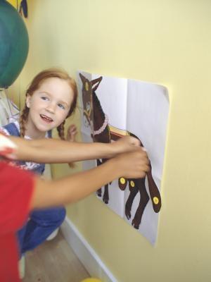 Les activités d'anniversaire des enfants