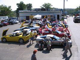 Comment faire pour dépanner un Safety First Corvette Jaune