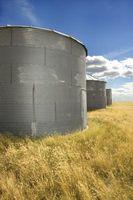 Comment calculer Tonnage dans un Bin Grain