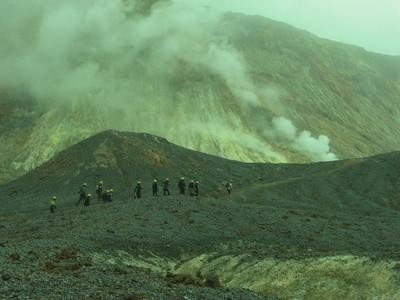 Comment faire des cartes topographiques d'un volcan