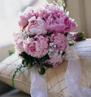 Faire un bouquet de mariage et de le garder frais