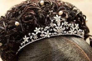 Comment porter une robe de mariée noire
