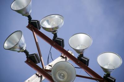 Photographie bricolage lumières éclairage de travail