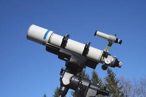 Comment utiliser un télescope Refracting