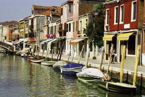 Comment acheter Vintage en verre de Murano pour la revente