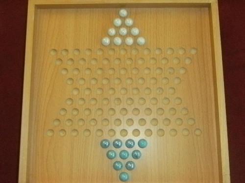 Règles du jeu Chinese Checkers