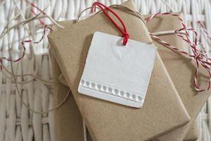 Comment faire Cadeaux de Noël maison