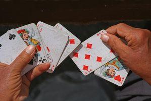 Jeux à jouer à l'intérieur avec deux personnes