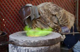 Comment faire fondre et en fonte d'aluminium