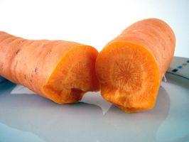 Comment faire pour déterminer combien H2O est dans une carotte