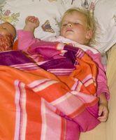 De bonnes habitudes de sommeil pour les enfants