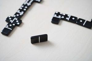 Instructions pour Double Douze Dominoes