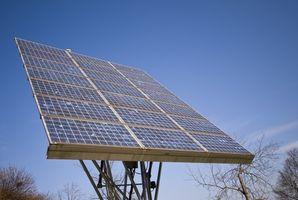 L'énergie solaire sur les fermes