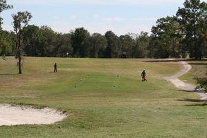 Comment faire une carte topographique d'un terrain de golf