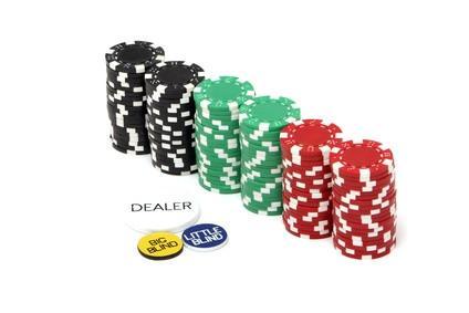 Comment traiter Poker Chips