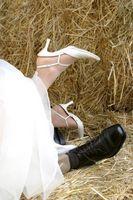 A propos non des chaussures de mariage traditionnel
